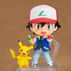 Nendoroid 800 Ash & Pikachu