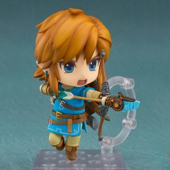 Nendoroid 733 Link Breath of the Wild Ver. Regular Edition