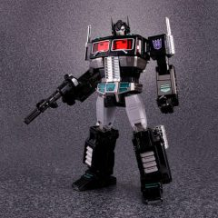 The Transformers Masterpiece MP-10B Black Convoy