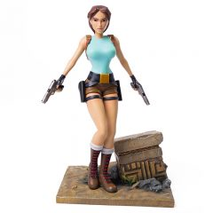 LARA CROFT REGULAR STATUE