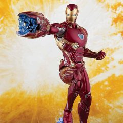 S.H.Figuarts Iron Man Mark 50 (Avengers: Infinity War)