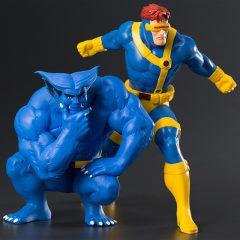 ARTFX+ Cyclops & Beast 2Pack