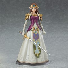 Figma 318 Zelda Twilight Princess ver.