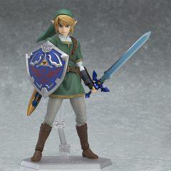 Figma 320 Link Twilight Princes ver. DX Edition