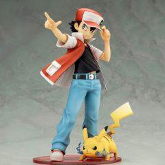 ARTFX J Red with Pikachu