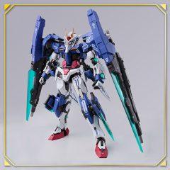 METAL BUILD 00 Gundam Seven Sword/G with GN Sword II Blaster