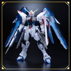 MG 1/100 The Gundam Base Limited Freedom Gundam Ver.2.0 [Clear Color]