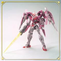 MG 1/100 The Gundam Base Limited Trans-Am Raiser [Clear Color]