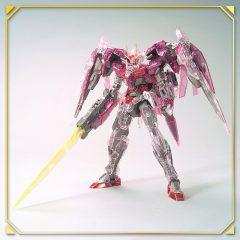 MG 1/100 The Gundam Base Limited Trans-Am Raiser [Clear Color]