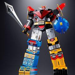 Soul of Chogokin GX-60R Space Emperor God Sigma (Renewal Version)