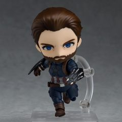 Nendoroid 923 Captain America Infinity Edition