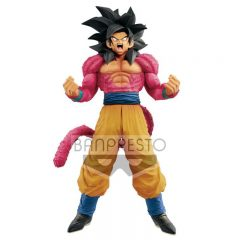 SUPER MASTER STARS PIECE THE SUPER SAIYAN 4 SON GOKOU -The Brush-