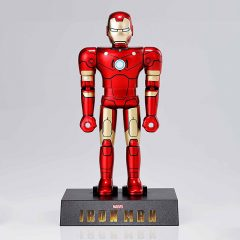 Chogokin HEROES Iron Man Mark 3
