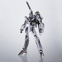 DX Chogokin Movie VF-31F Siegfried (Messer Ihlefeld / Hayate Immelman Custom)