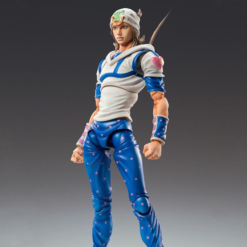 Super Action Statue Johnny Joestar - Toy Beat
