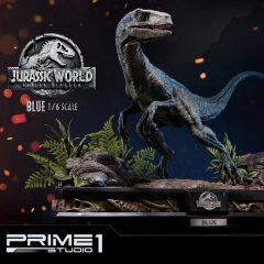 Legacy Museum Collection Jurassic World: Fallen Kingdom LMCJW2-01 Blue
