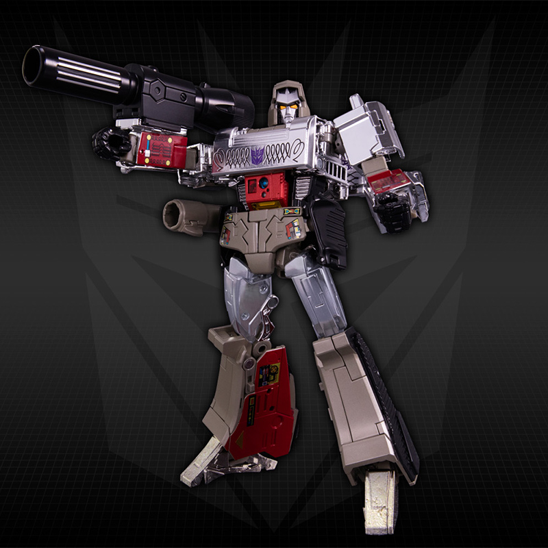 The Transformers Masterpiece MP-36+ Megatron G1 Toy ...
