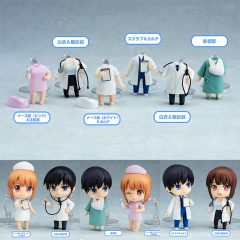 Nendoroid More Dress Up Clinic 6Pack