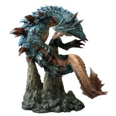 Capcom Figure Builder Creator's Model Sea Dragon: Lagiacrus Fukkoku Edition