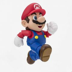 S.H.Figuarts Mario (New Package Ver.) [JP Edition]