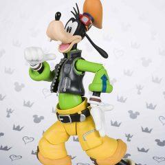 S.H.Figuarts Goofy (Kingdom Hearts II) [JP Edition]