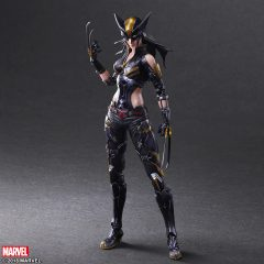Play Arts Kai X-23