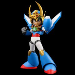 4 Inch Nel Mega Man 30th Anniversary x Sentinel 10th Anniversary Collaboration Mega Man