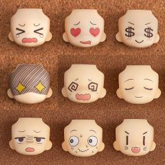 Nendoroid More Face Swap 01 & 02 Selection 9Pack
