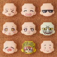 Nendoroid More Face Swap 03 9Pack