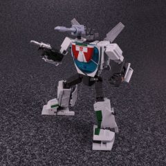 The Transformers Masterpiece MP-20+ WheelJack