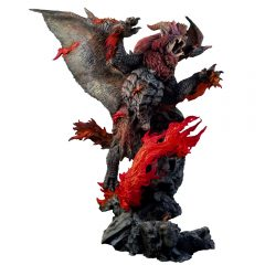Capcom Figure Builder Creator's Model Enouryuu Teostra