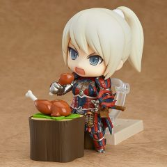 Nendoroid 993-DX Hunter Female Rathalos Armor Edition - DX Ver