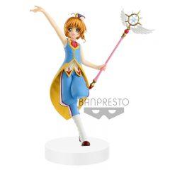 Cardcaptor Sakura: Clear Card EXQ Figure -Sakura Kinomoto-