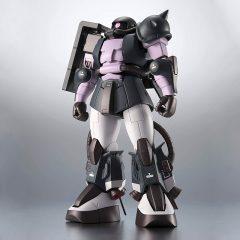 Robot Spirits -SIDE MS- MS-06R-1A High-Mobility Zaku II ver. A.N.I.M.E. -Black Tri-Stars-