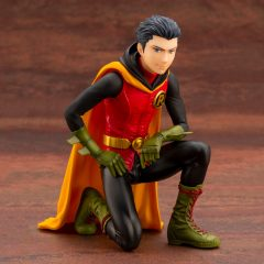 DC COMICS IKEMEN Damien Robin [First Press Limited w/Part Edition]