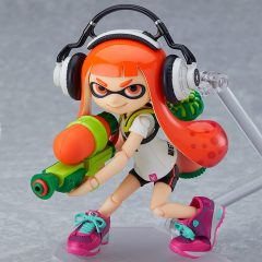 Figma 400 Splatoon Girl
