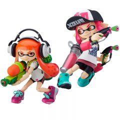 Figma 400-DX Splatoon Girl DX Edition