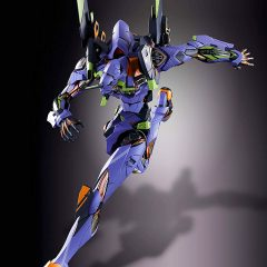METAL BUILD Evangelion EVA-01 Test Type