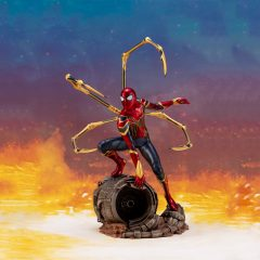 ARTFX+ Iron Spider -INFINITY WAR-