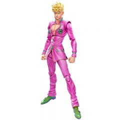 Super Action Statue Giorno Giovanna
