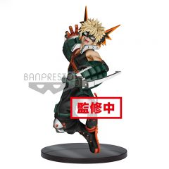 MY HERO ACADEMIA THE AMAZING HEROES Vol. 3 Katsuki Bakugo
