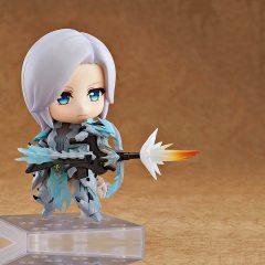 Nendoroid 1025-DX Female Hunter Xeno'jiiva Beta Edition DX Ver.