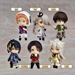 "Nendoroid Petite Musical ""Touken Ranbu"" -Atsukashiyama Ibun- 6Pack"