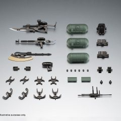 Robot Spirits -SIDE MS- Zeon Weapon Set ver. A.N.I.M.E.