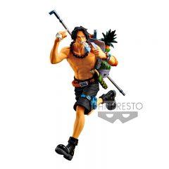 ONE PIECE Mania ga Honki de Ace o Produce-shitara Kounatta!! Portgas D. Ace