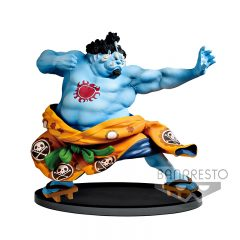ONE PIECE BANPRESTO WORLD FIGURE COLOSSEUM Zoukeiou Choujou Kessen 2 vol.4 Jinbei (A:Normal color ver)