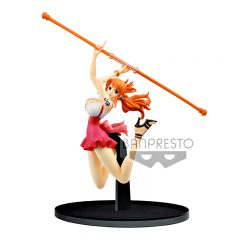 ONE PIECE BANPRESTO WORLD FIGURE COLOSSEUM Zoukeiou Choujou Kessen 2 vol.3 Nami (A:Normal color ver)