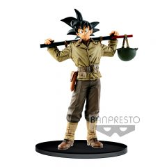 Dragon Ball Z BANPRESTO WORLD FIGURE COLOSSEUM Sculpture Tenkaichi Budoukai 2 Vol.4 Son Goku (A:Normal color ver)