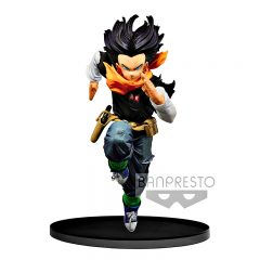 Dragon Ball Z BANPRESTO WORLD FIGURE COLOSSEUM Sculpture Tenkaichi Budoukai 2 Vol.3 Android #17 (A:Normal color ver)