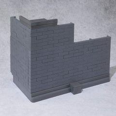 Tamashii OPTION Brick Wall (Gray ver.)